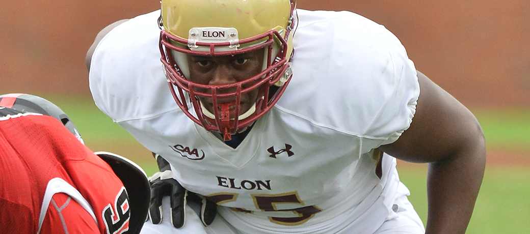 quality design bf238 aa8bf Phoenix Football Preview: The Offensive Line - Elon ...